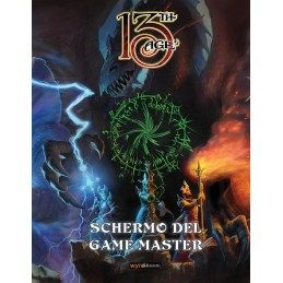13th Age: Schermo del Game Master