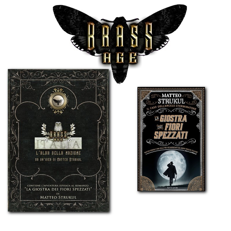 Brass Age: Bundle Italia