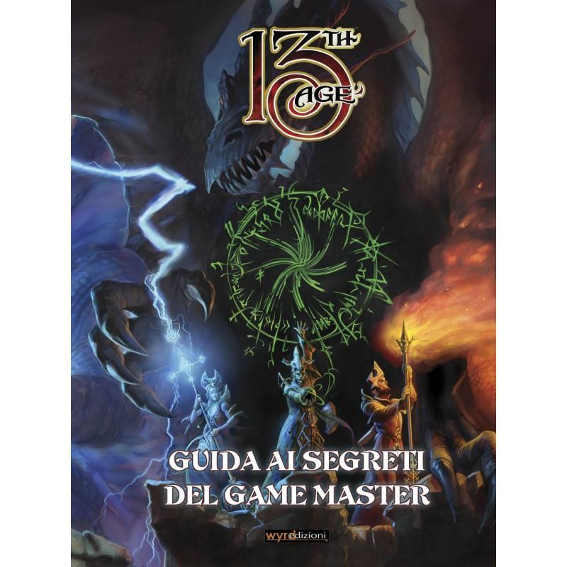 13th Age: Guida ai segreti del Game Master