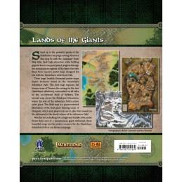 Pathfinder: Poster Map Folio - Uccisori di Giganti