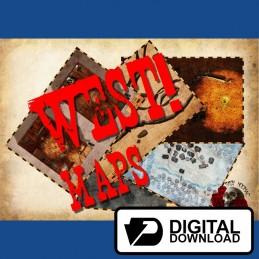 West! - Mappe (Versione digitale)