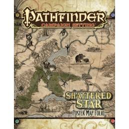 Pathfinder: Poster Map Folio - Stella infranta