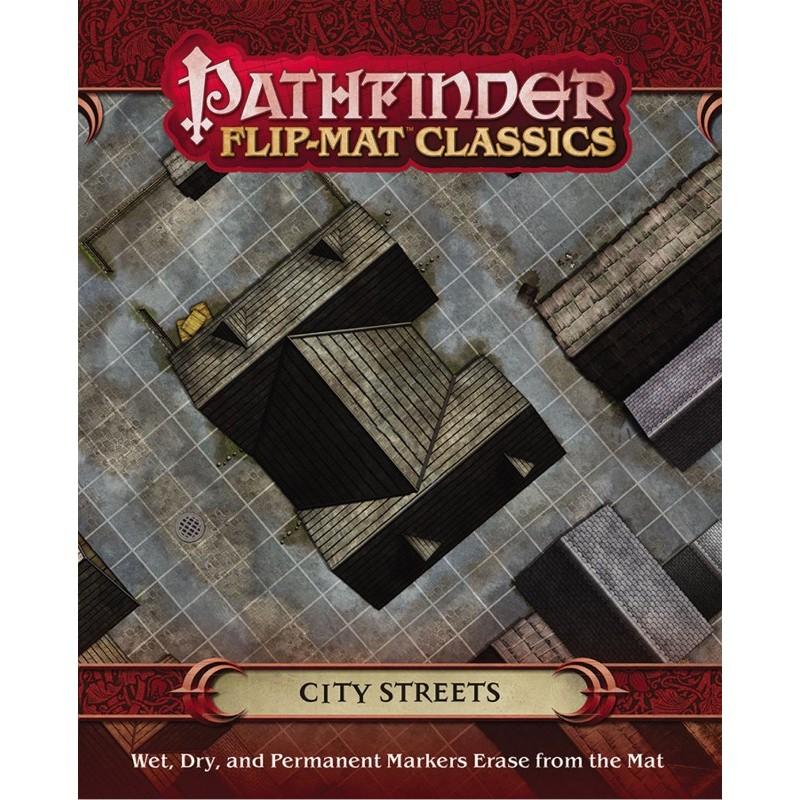 Pathfinder Flip-Mat Classics: Strade di città