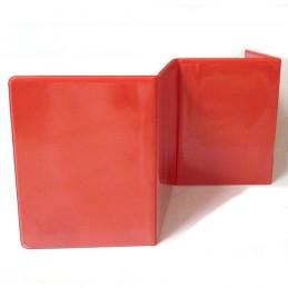 Schermo del Master Personalizzabile: Verticale (Rosso)