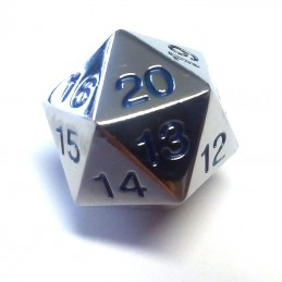 Metallo - Dado a 20 facce da 22 mm