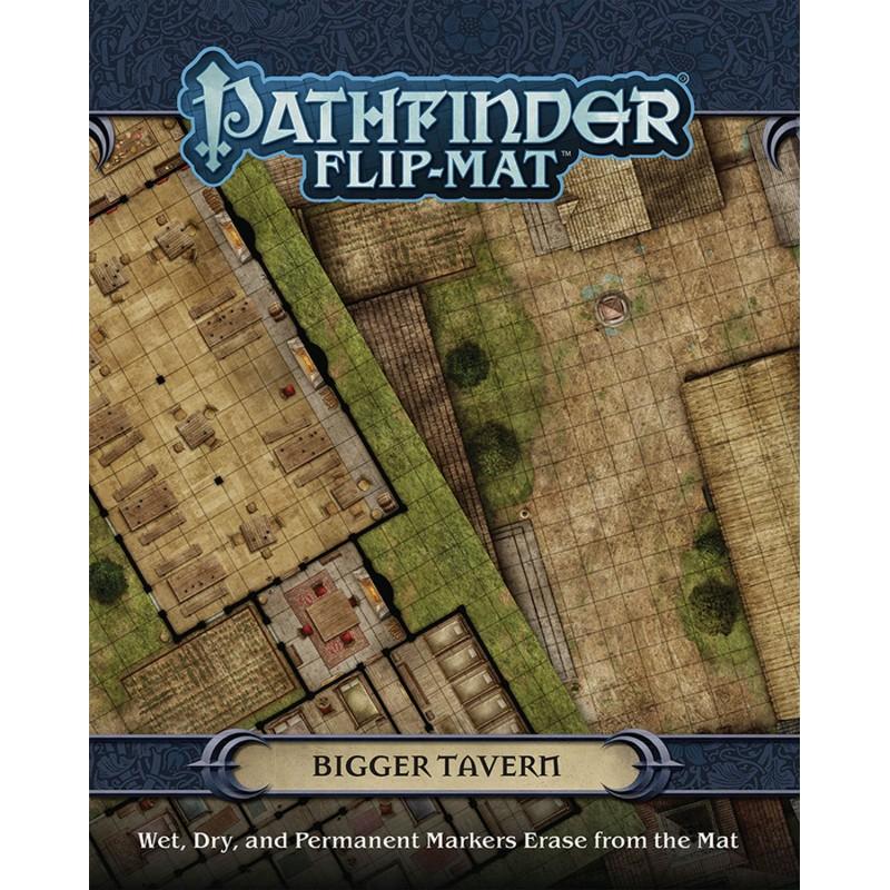 Pathfinder Flip-Mat: Taverna Grande