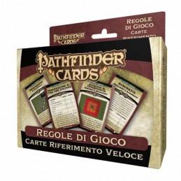 Pathfinder: Regole di Gioco - Carte di riferimento veloce