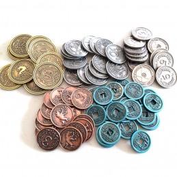 Monete in metallo: Scythe