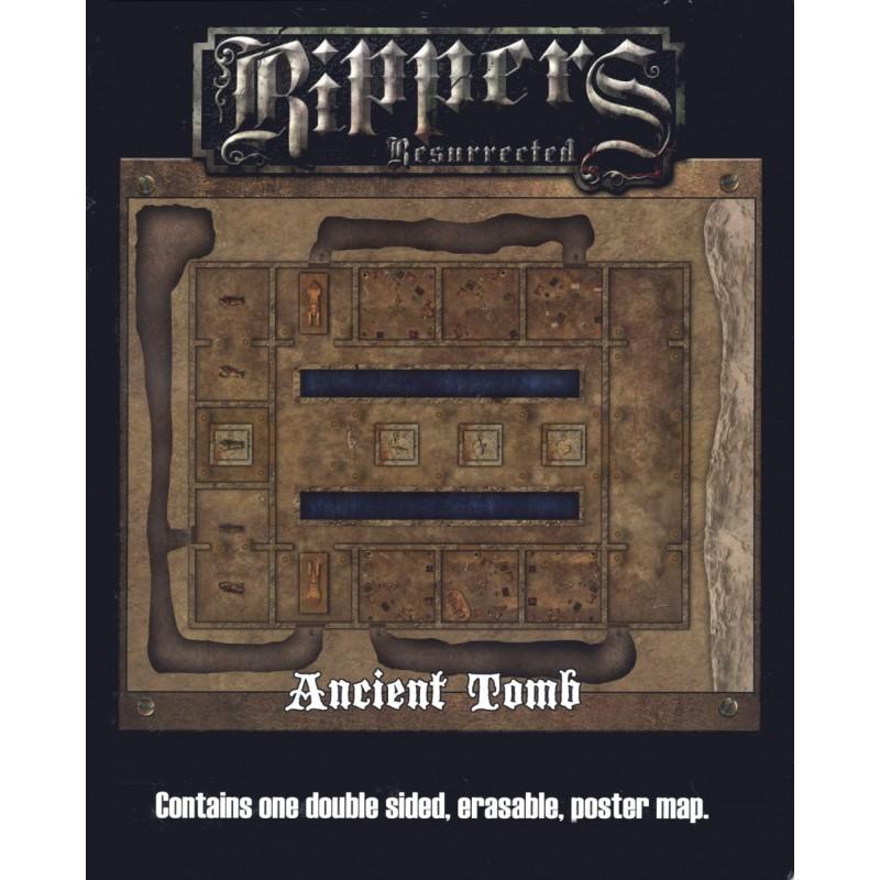 Rippers Resurrected Map: Antica tomba / Vicoli urbani
