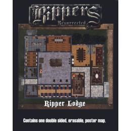 Rippers Resurrected Map: Loggia dei Rippers / Mondo dei Rippers