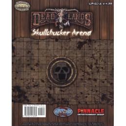 Deadlands Map: City o' Gloom / Skullchucker Arena Map