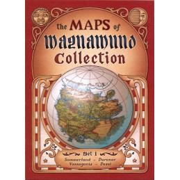 Lupo Solitario: Collezione Mappe di Magnamund - Set 1