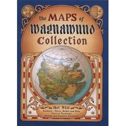 Lupo Solitario: Collezione Mappe di Magnamund - Set 8