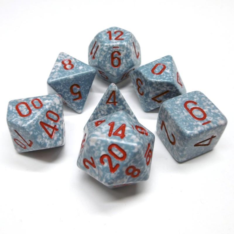 Speckled - Set di dadi (Aria)