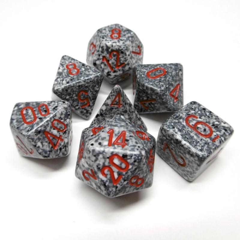 Maculati - Set di dadi (Granito)