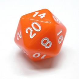 Opachi - Set di dadi (Arancione / Bianco)