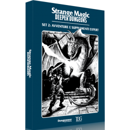 Strange Magic: Set 2 - Avventure e Supplementi Expert