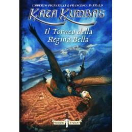 Kata Kumbas: Il torneo della regina (Libro Game)