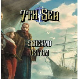 7th Sea: Schermo del Master