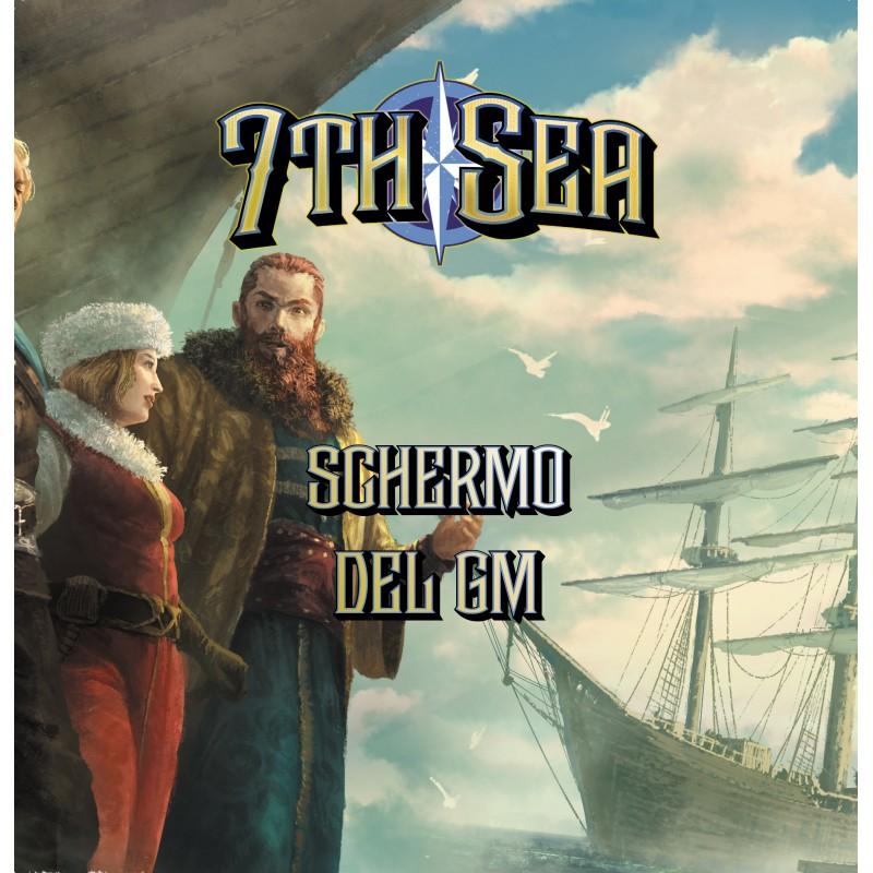 7th Sea: Schermo del Master