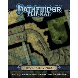 Pathfinder Flip-Mat: Thornkeep (2 Map pack)