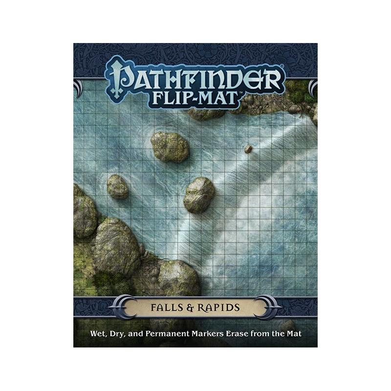 Pathfinder Flip-Mat: Cascate e rapide
