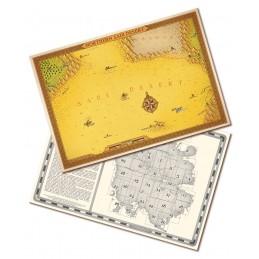 Lupo Solitario: Collezione Mappe di Magnamund - Set 10