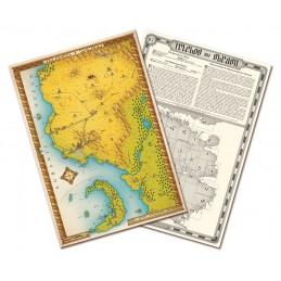 Lupo Solitario: Collezione Mappe di Magnamund - Set 7
