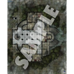 Pathfinder Flip-Mat: Casa stregata