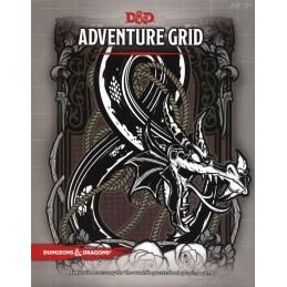 Dungeons & Dragons: Adventure Grid