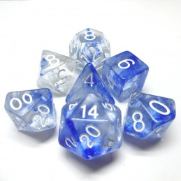 Diffusion: Set di dadi (Zaffiro)