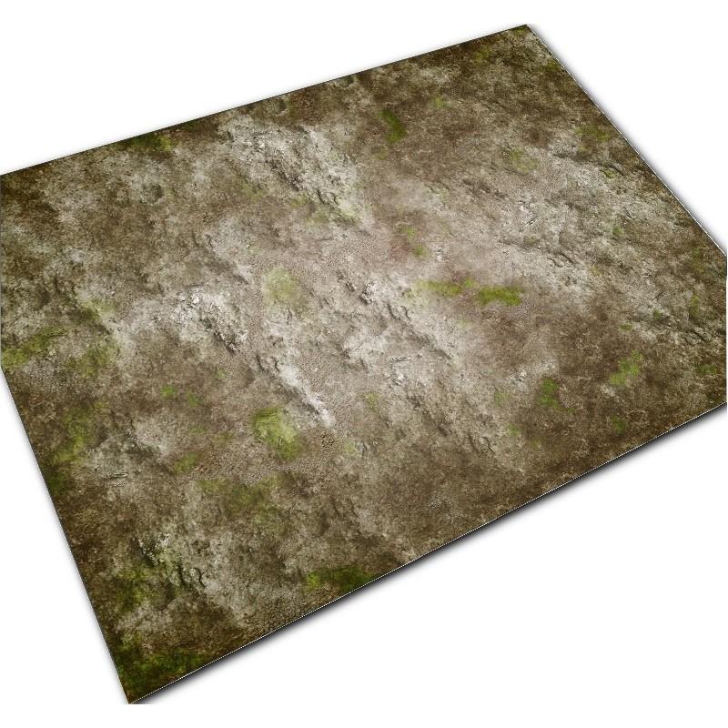 Battlemat: Dust Town (92 x 92 cm)
