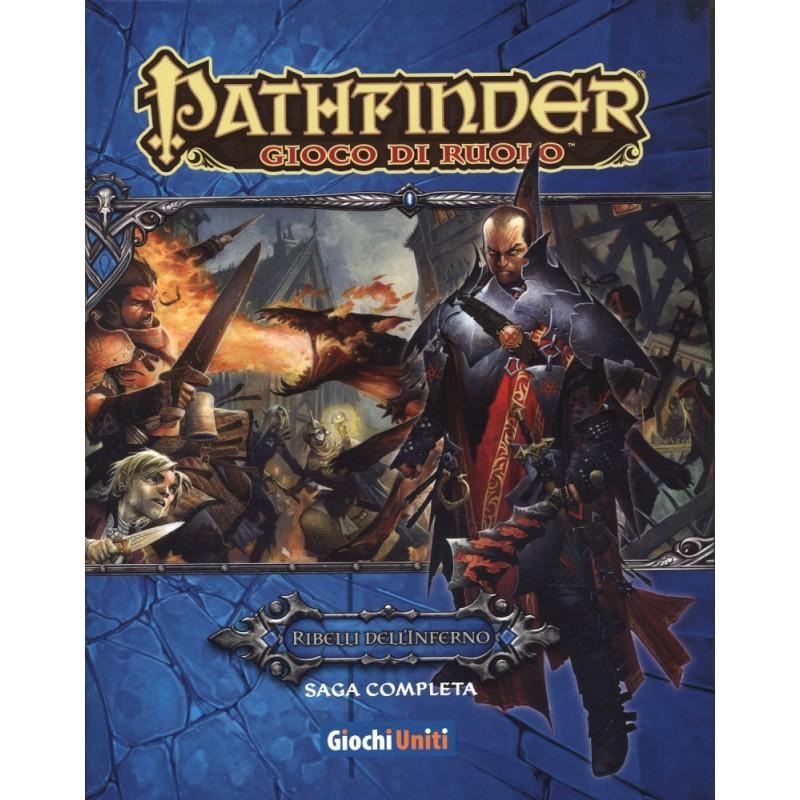 Pathfinder: I ribelli dell'Inferno (Saga completa)