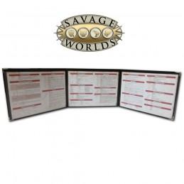 Savage Worlds: Schermo del Master Personalizzabile (ITA)