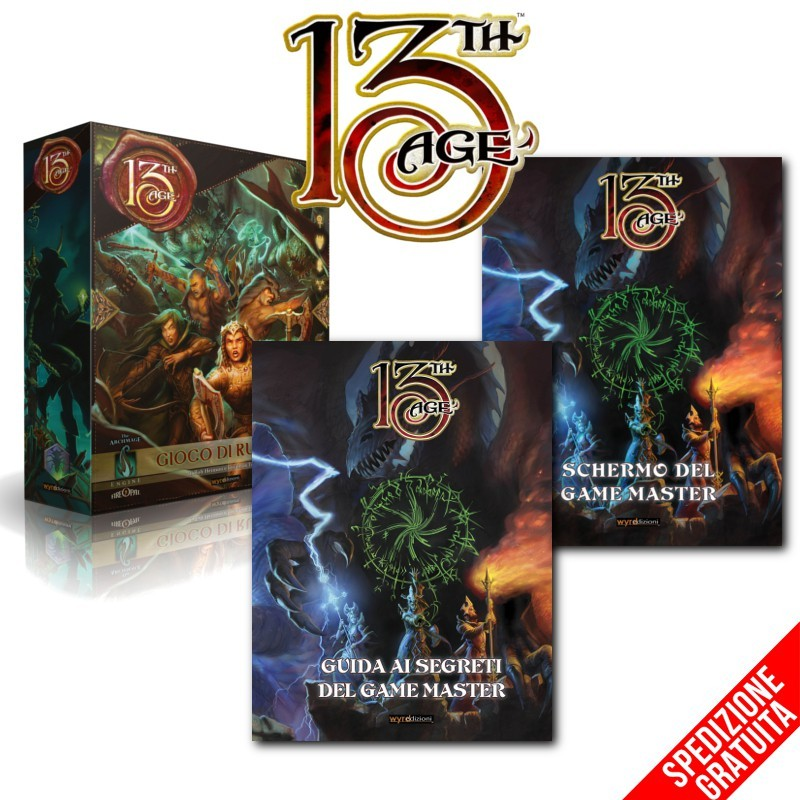 13th Age: Bundle