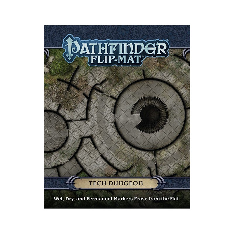 Pathfinder Flip-Mat: Dungeon Tecnologico