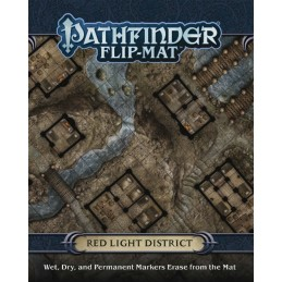 Pathfinder Flip-Mat: Distretto a luci rosse