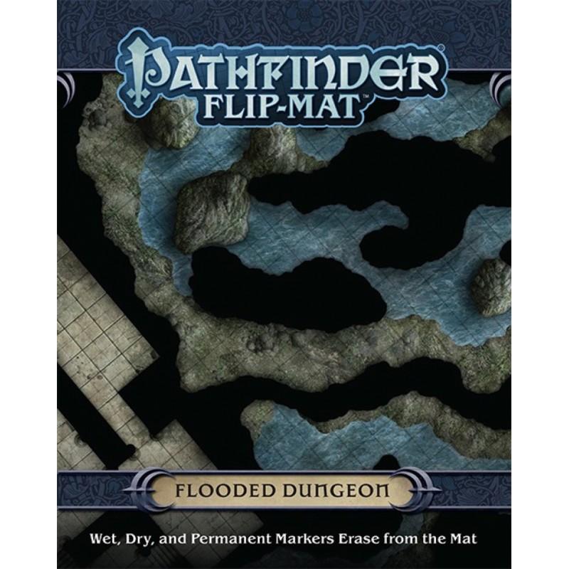 Pathfinder Flip-Mat: Dungeon allagato