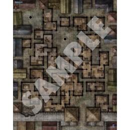 Pathfinder Flip-Mat: Quartiere dei bassifondi