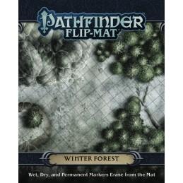 Pathfinder Flip-Mat: Foresta in inverno