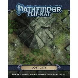 Pathfinder Flip-Mat: Città perduta