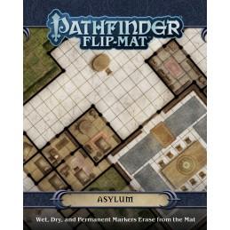 Pathfinder Flip-Mat: Manicomio
