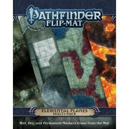 Pathfinder Flip-Mat: Piani Elementali (Multi-Pack)