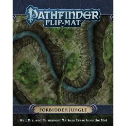 Pathfinder Flip-Mat: Giungla proibita