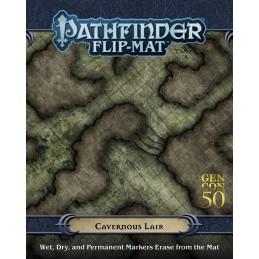 Pathfinder Flip-Mat: Tana cavernosa