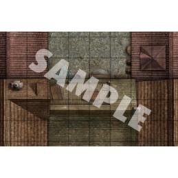 GameMastery: Map Pack - Isola perduta