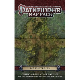 Pathfinder: Map Pack - Sentieri di palude