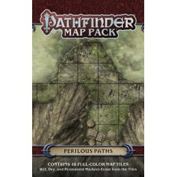 Pathfinder: Map Pack - Percorsi pericolosi