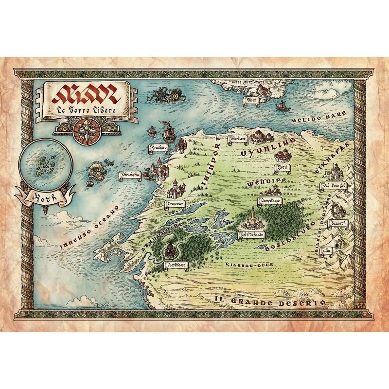 Aeldor (Mappa)
