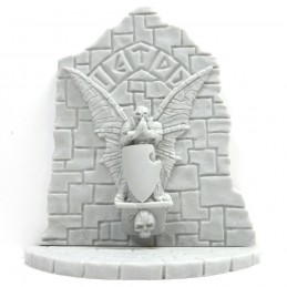 Arredo: Altare a muro
